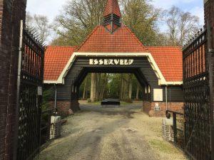 Carla van der Burg - Begraafplaats Esserveld